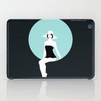Girl #5 iPad Case