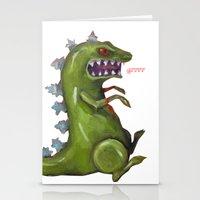 grrrr Stationery Cards