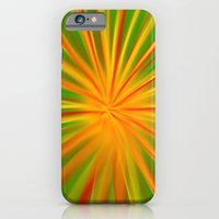 iPhone & iPod Case featuring Color Explosion by Macrobioticos