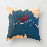 Cheep Throw Pillow