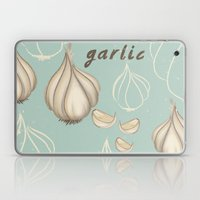 GARLIC Laptop & iPad Skin