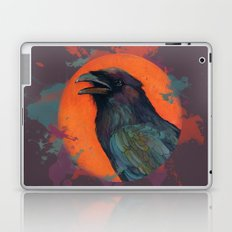 Raven Sun Laptop & iPad Skin