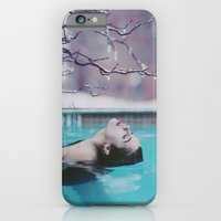 iPhone & iPod Case featuring Inhale by Rachel Thalia Fisher