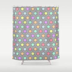 Careless Woman Pattern V1 Shower Curtain