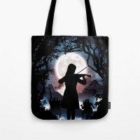 Moondance  Tote Bag