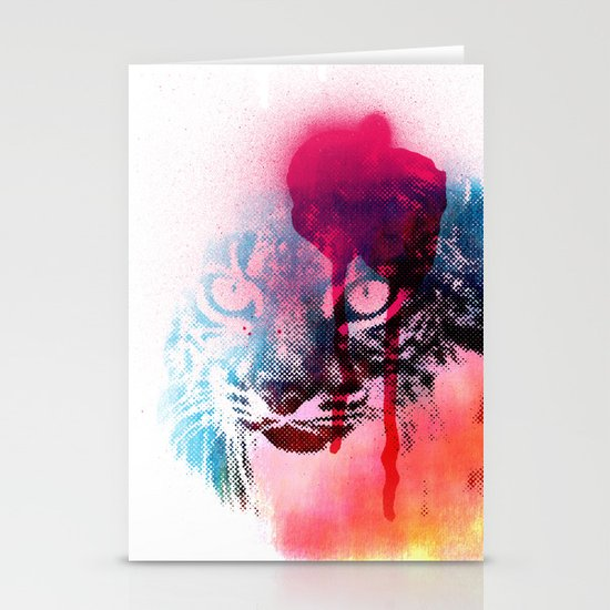 LINCE Stationery Card