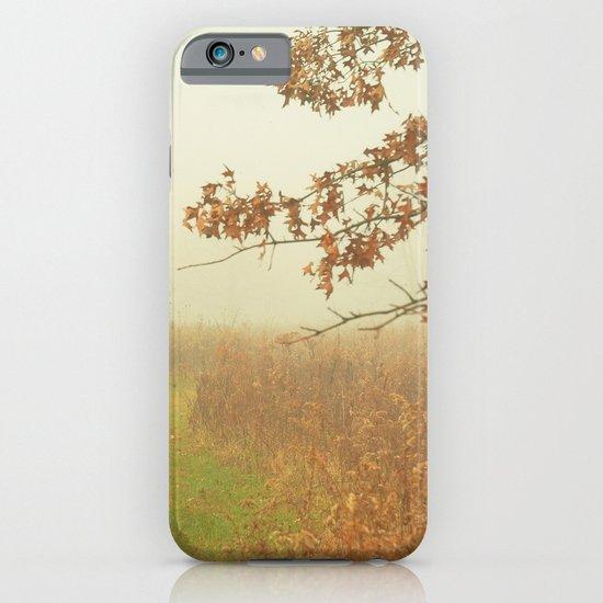Autumn Path iPhone & iPod Case