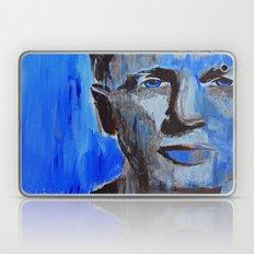 Blue Man Laptop & iPad Skin