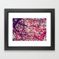 Blossom Tree Framed Art Print