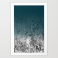 PLANET SERIES — ONE Art Print