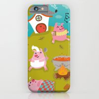 Three Little PIG iPhone 6 Slim Case