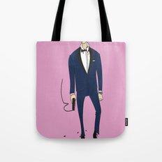 Bond / Skyfall Tote Bag