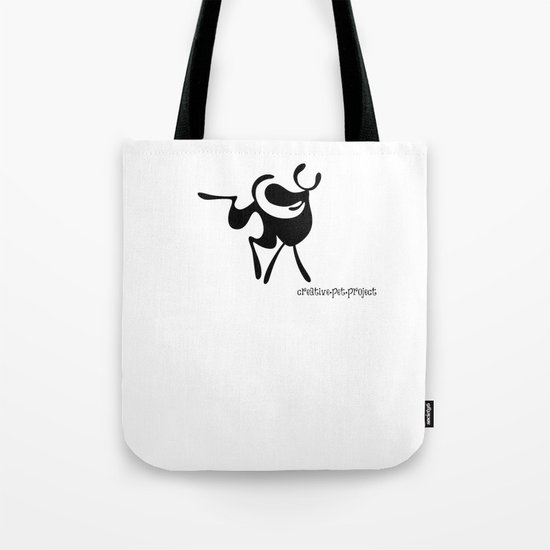 Dog 3 Tote Bag
