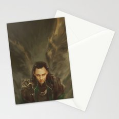 Descension Stationery Cards