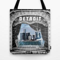 The Big Show - Detroit, Michigan Tote Bag