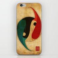 The Infinity Fish iPhone & iPod Skin
