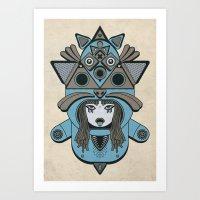 Lei Sa Drogarmi Art Print