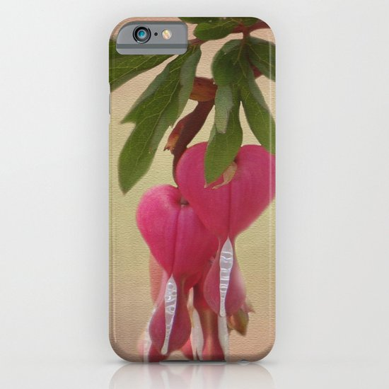 The Bleeding Hearts iPhone & iPod Case