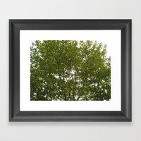 Let Some Sun Shine Throu… Framed Art Print