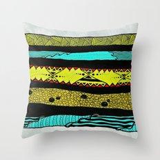 Sideways Throw Pillow