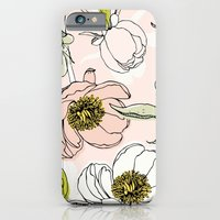 Peonies I iPhone 6 Slim Case