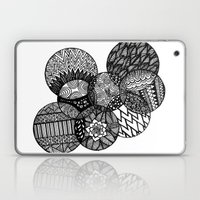 Sharpie Circles Laptop & iPad Skin