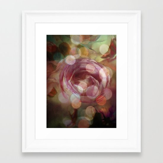 Polymnia Framed Art Print