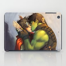 William and Theodore 10 iPad Case