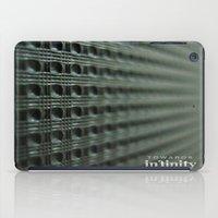 Towards Infinity iPad Case