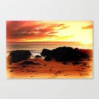 South Coast - Australia Canvas Print