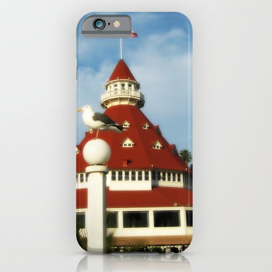 Hotel Del Coronado iPhone & iPod Case