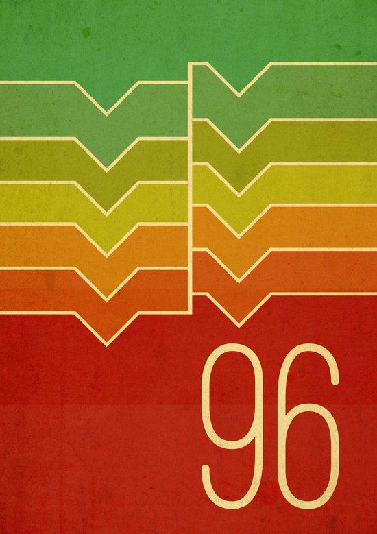 Nineteen ninety six Art Print