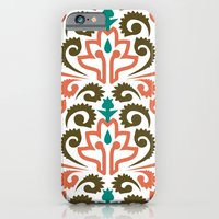 Moroccan Damask iPhone 6 Slim Case