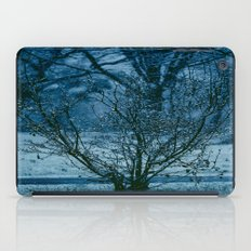Blue Winter  iPad Case
