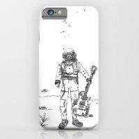 Underwater Rhythm iPhone 6 Slim Case