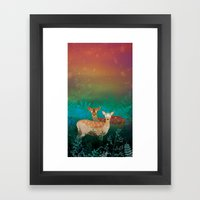 Last Solstice Framed Art Print