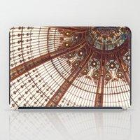 Splendor in the Glass iPad Case