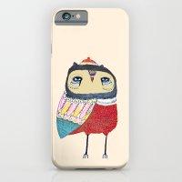 Sweet Owl. owl, owl art, owl print, owls iPhone 6 Slim Case