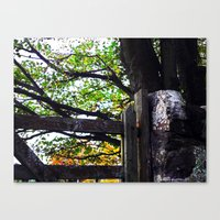 Seasonal Canvas Print