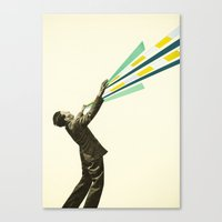 The Power of Magic Canvas Print