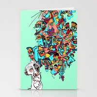 Brain Drain Stationery Cards