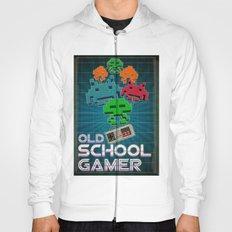 Old School Gamer Hoody
