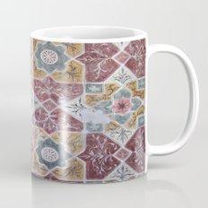 Geometric Wall Pattern Mug