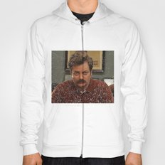 Ron Swanson, Nick Offerman, Parks and recreation Hoody
