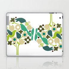 birdy num num Laptop & iPad Skin