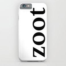 zoot Slim Case iPhone 6s