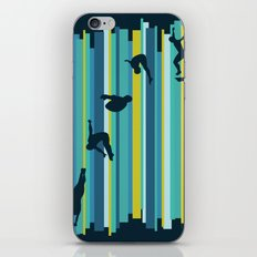 Olympic Diving iPhone & iPod Skin