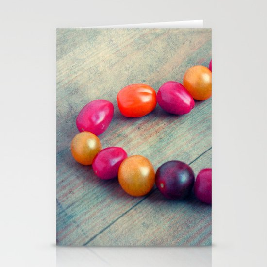 colorate Stationery Card