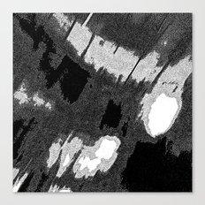 Crater Canvas Print
