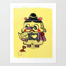 To be real Art Print